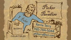 kerrie terry business card